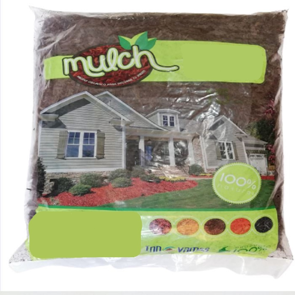 Mulch De Colores  Small   Chocolate