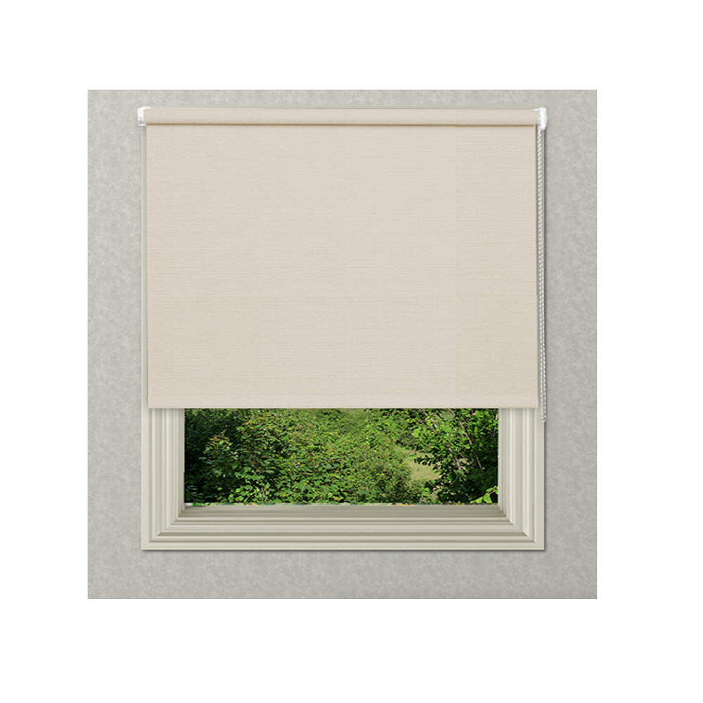 Cortina Enrollable Blackout Beige 120Cm An X 170Cm Al